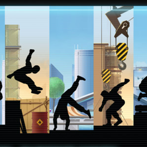 parkour game download for pc