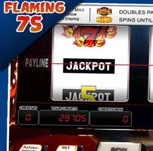 flaming hot slot machine free